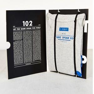 Brand New - Rare T-Post 102 Rickford Institute Tee
